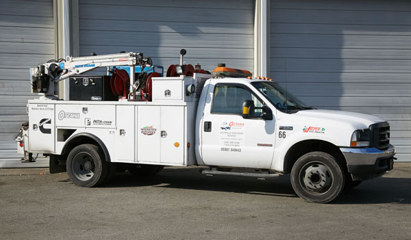 Utility Truck Louisville Switching