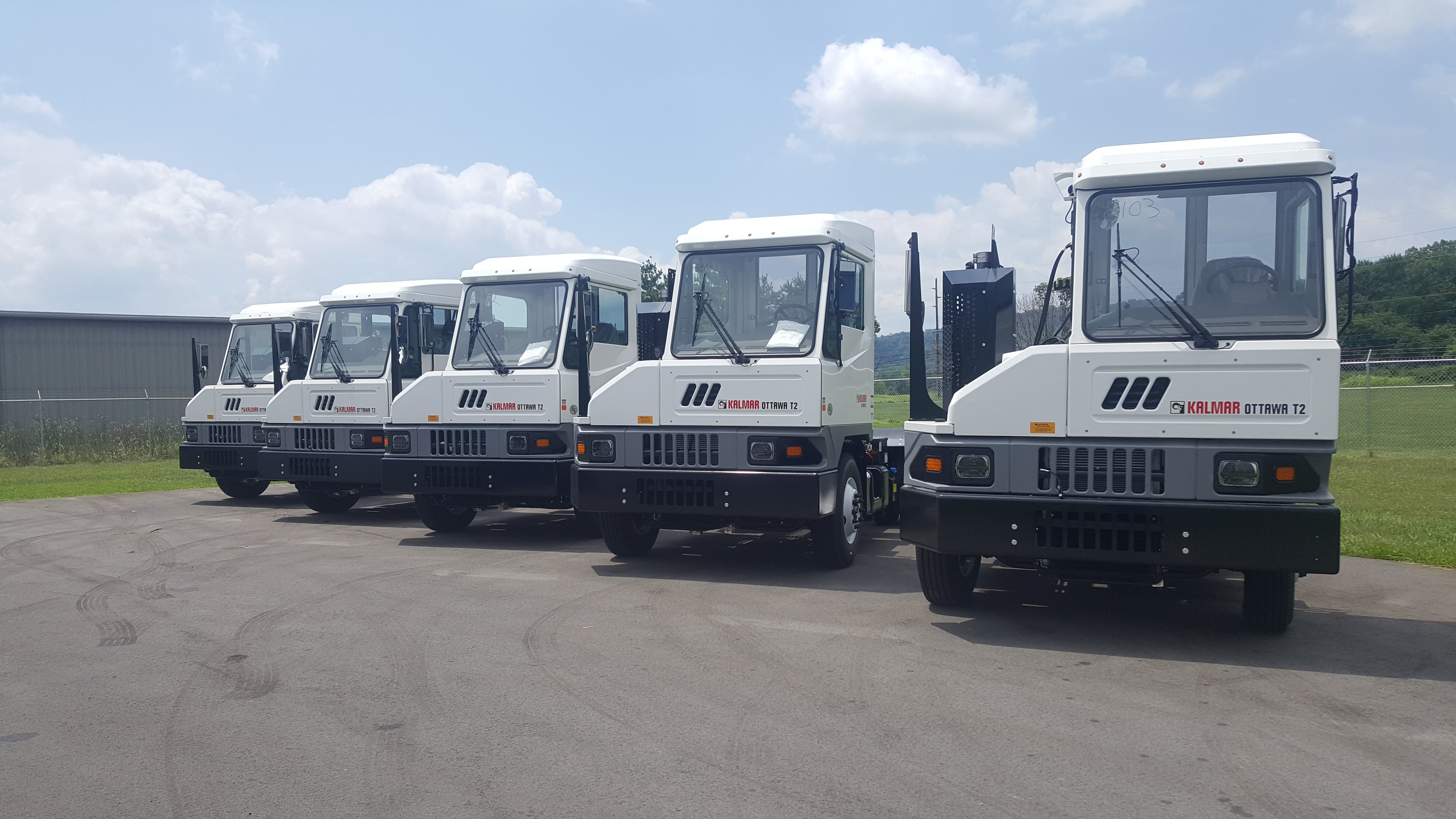 2018 Ottawa T2 DOT UNITS